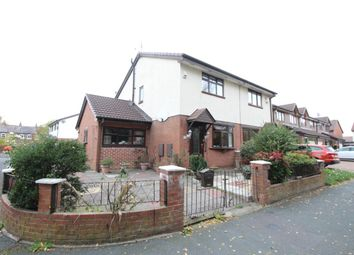 Thumbnail 2 bed semi-detached house for sale in Stephenson Road, Stretford, Manchester