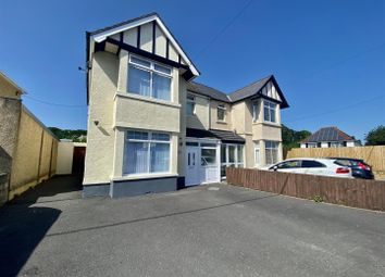 Thumbnail Semi-detached house for sale in Cecil Road, Gowerton, Swansea
