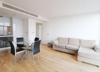 Thumbnail 1 bed flat for sale in The Landmark West Tower, 22 Marsh Wall, London