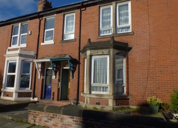 Thumbnail 3 bedroom terraced house for sale in Sackville Road, Newcastle Upon Tyne