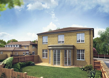 Thumbnail 2 bed flat for sale in Truro Place, Green Lanes, Palmers Green, London