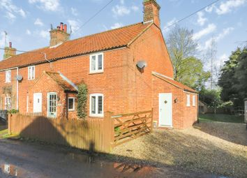 Thumbnail 3 bed end terrace house for sale in Eastgate Street, North Elmham, Dereham