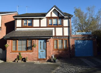Thumbnail 4 bed detached house for sale in Beacon Crescent, Barrow-In-Furness, Cumbria