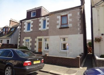 Thumbnail 2 bed flat to rent in Glebe Street, Leven, Fife