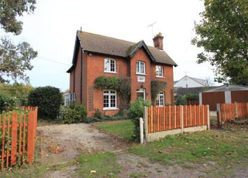 Thumbnail 4 bed cottage for sale in Creeksea Ferry Road, Canewdon, Rochford