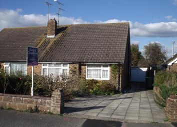 Thumbnail 2 bed bungalow for sale in Rosemary Close, Steyning, West Sussex