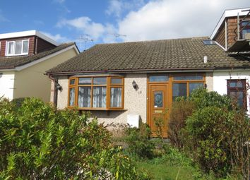 Thumbnail 2 bed semi-detached bungalow for sale in Tyrone Close, Billericay