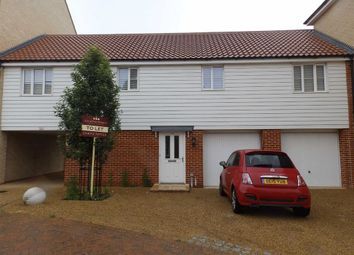 Thumbnail 2 bedroom maisonette to rent in Griffiths Close, Ipswich, Suffolk