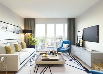 Thumbnail 2 bed flat to rent in Belvedere Row Apartments, Fountain Park Way, London