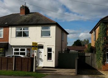 Thumbnail 3 bed semi-detached house for sale in Old Church Street, Old Aylestone, Leicester, Leicestershire
