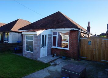 Thumbnail 2 bedroom detached bungalow for sale in Bryant Road, Poole