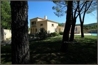 Thumbnail 4 bed villa for sale in Languedoc-Roussillon, Hérault, Sainte Croix De Quintillargue