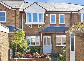 Thumbnail 3 bed terraced house for sale in Park Mews, Park Road, East Molesey, Surrey