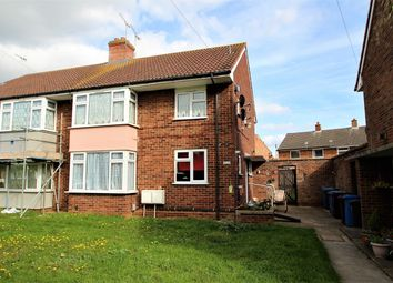 Thumbnail 1 bed flat for sale in Bittern Close, Ipswich
