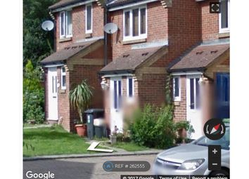 Thumbnail 2 bed terraced house to rent in Little Copse Chase, Basingstoke