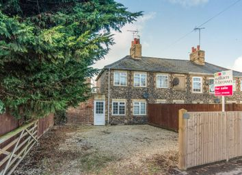 Thumbnail 2 bed cottage for sale in London Road, Brandon
