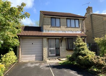 Thumbnail 3 bedroom detached house to rent in Southgate Drive, Wincanton