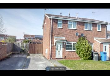 2 bed semi-detached house to rent in Maple Drive, Chellaston, Derby DE73