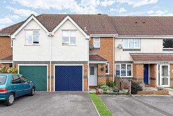 Thumbnail 3 bed terraced house for sale in Virginia Drive, Warminster