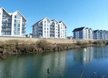 Thumbnail 1 bedroom flat to rent in Phoebe Road, Copper Quarter, Swansea