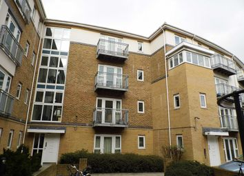 Thumbnail 1 bed flat to rent in Morton Close, Dean Cross Street, London