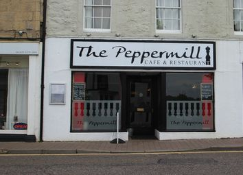 Thumbnail Restaurant/cafe for sale in High Street, Forres