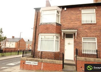 Thumbnail 2 bed flat to rent in Canning Street, Benwell, Newcastle Upon Tyne
