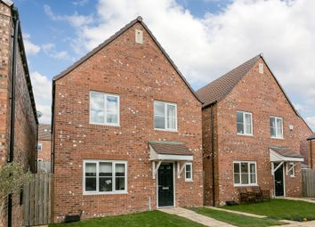 Thumbnail 4 bed detached house for sale in Low Rocha Grove, Millhouse Green, Sheffield