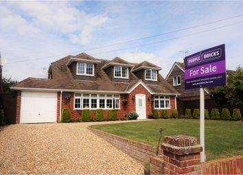 Thumbnail 4 bed detached house for sale in West Street, Selsey