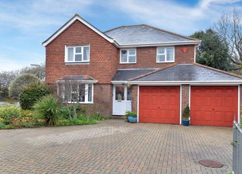 Thumbnail 4 bed detached house for sale in Willow Walk, Barton On Sea, New Milton