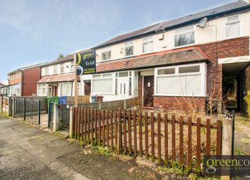 Thumbnail 3 bedroom terraced house to rent in Somerfield Road, Blackley, Manchester