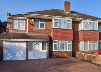 Thumbnail 4 bedroom semi-detached house to rent in Marlborough Road, Langley