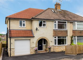 Thumbnail 4 bed semi-detached house for sale in Coxwold View, Wetherby, West Yorkshire