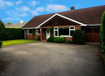 Thumbnail 5 bed detached bungalow for sale in Manor Park, Chester, Cheshire