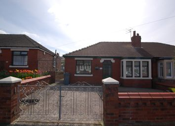 Thumbnail 2 bed semi-detached bungalow for sale in Greenwood Avenue, Blackpool