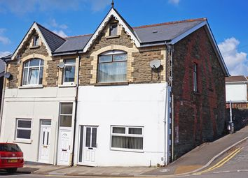 Thumbnail 3 bed semi-detached house for sale in Bedwlwyn Road, Ystrad Mynach, Hengoed