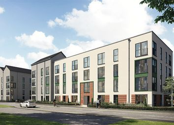 "Thumbnail 1 bed duplex for sale in ""The Dalia"" at Foundry Lane, Chippenham"