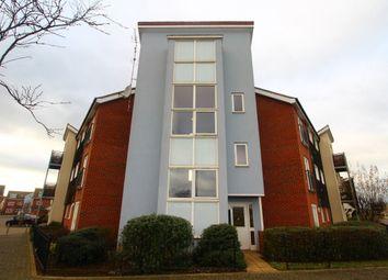 Thumbnail 2 bed flat to rent in Newport Road, Broughton, Milton Keynes