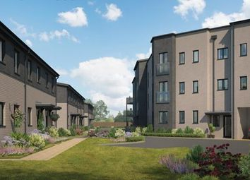 Thumbnail 1 bed flat for sale in Essex Way, Great Warley, Brentwood