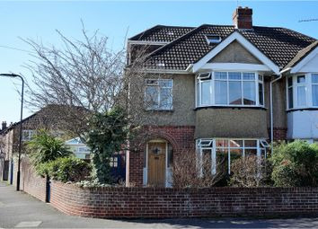 Thumbnail 4 bed semi-detached house for sale in Pirrie Close, Southampton