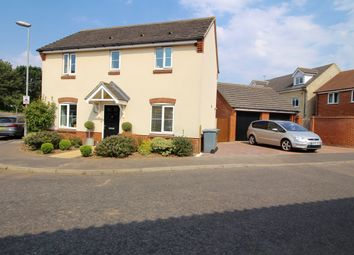 Thumbnail 3 bed detached house for sale in Overton Way, Reepham, Norwich