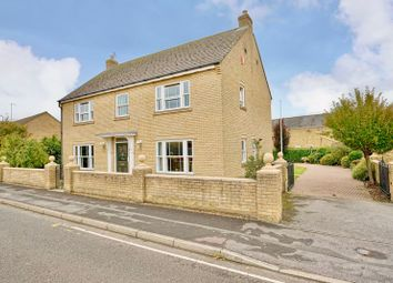 Thumbnail 4 bed detached house for sale in Linden Drive, Chatteris