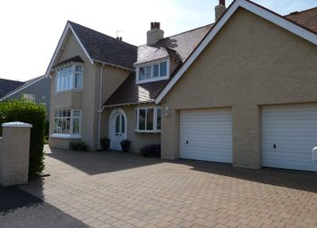Thumbnail 5 bed detached house for sale in Brookfield Avenue, Castletown