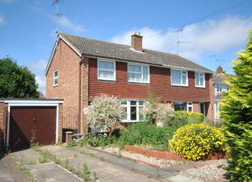 Thumbnail 3 bed semi-detached house for sale in Gloucester Avenue, Maldon