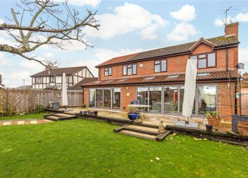 Thumbnail 4 bed detached house for sale in Bramble Rise, Prestbury, Cheltenham, Gloucestershire