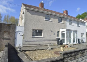 Thumbnail 2 bed semi-detached house for sale in Hawthorn Avenue, Baglan, Port Talbot, West Glamorgan