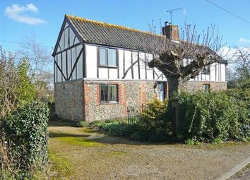 Thumbnail 3 bedroom cottage for sale in Green Farm House, The Green, Hunston, Bury St. Edmunds