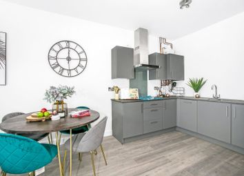 Thumbnail 2 bed flat for sale in Rectory Park, Sanderstead, South Croydon