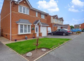 Thumbnail 4 bed detached house for sale in Highmarsh Crescent, Newton-Le-Willows