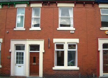 Thumbnail 3 bedroom terraced house to rent in Shelley Road, Ashton-On-Ribble, Preston